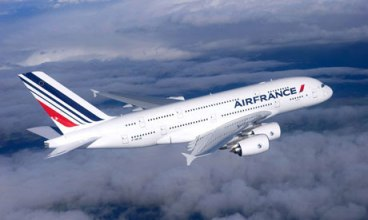 Air-France-plane-flying-o-006